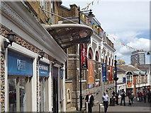 SU6351 : Wote Street by Colin Smith