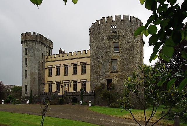 Castles of Munster: Farney, Tipperary