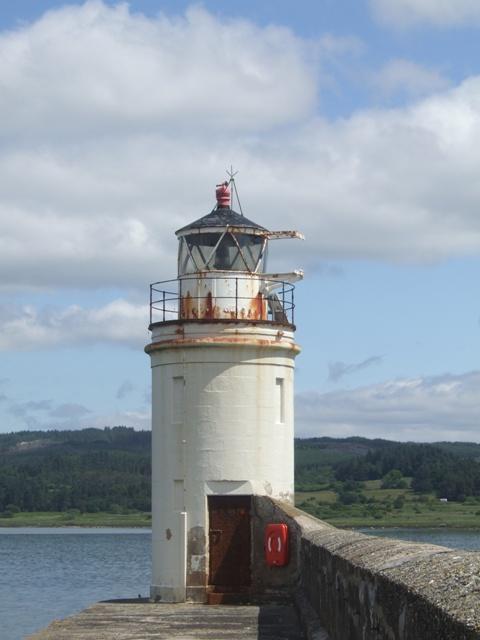 Crinan Canal - Ardrishaig Lighthouse