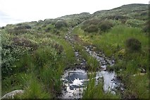NR4556 : Ford across Allt nam Bodach, Islay by Becky Williamson