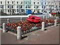 SH7882 : Poppy in a garden surround by Richard Hoare