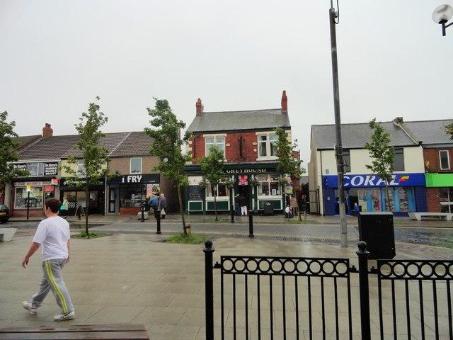 Market Street, Ferryhill