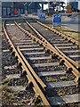 TA0824 : Disused Rail Tracks by David Wright
