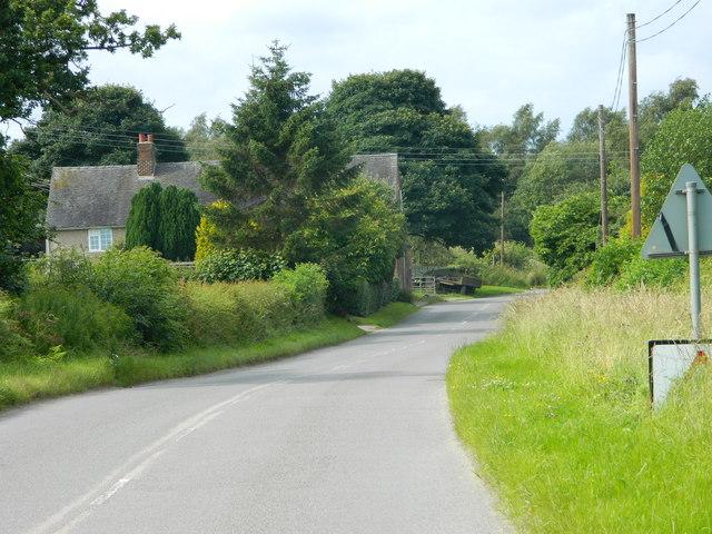 Mercaston Lane