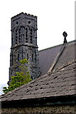 R3377 : Ennis - The Friary Tower by Joseph Mischyshyn