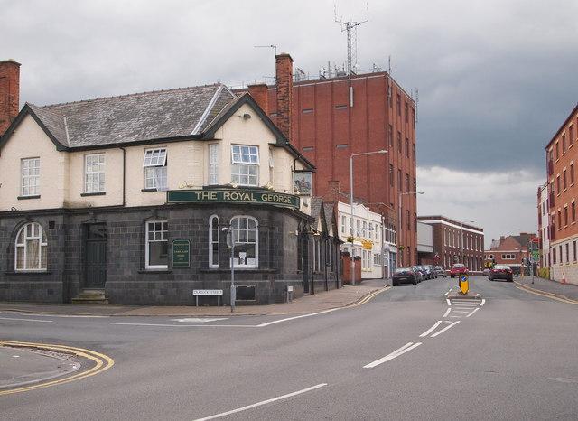 Loughborough, Leics (Coneries)