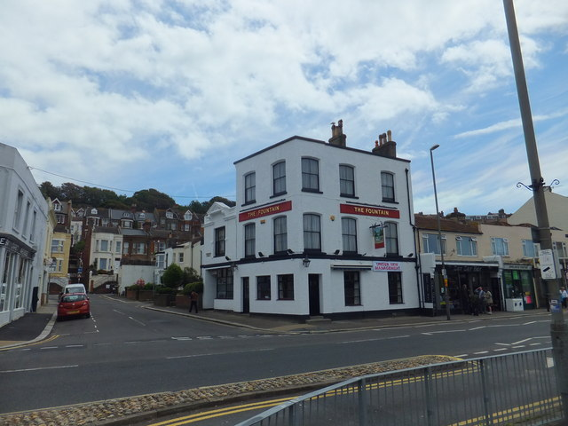 Fountain Hotel Queens Road Hastings