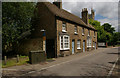TL1860 : Terraced cottages, St Neots by Jim Osley