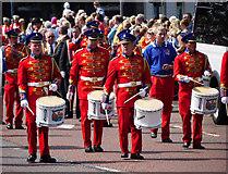J5081 : Royal Black Institution parade, Bangor by Rossographer