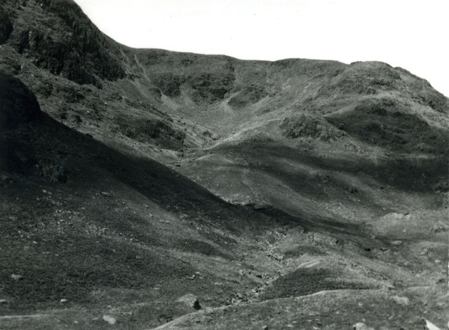 Looking to Kilnshaw Chimney from 'The Struggle'