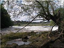 SE2320 : Weir on the River Calder by John Slater