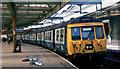 NS2477 : Class 311 emu, Gourock by Albert Bridge