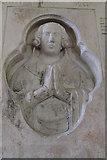 TF3093 : Gilbert de Cumberworth Memorial, Utterby Church by J.Hannan-Briggs