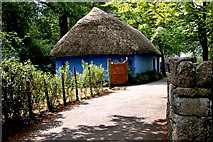 R4560 : Bunratty Park - Site #3 - Cashen Fisherman's House  by Joseph Mischyshyn