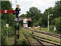 TG4102 : Semaphore signals by Roger Jones