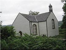 NM4339 : Ulva Church by Les Hull