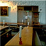 R4560 : Bunratty Castle - The Main Guard - Banquet Tables by Joseph Mischyshyn