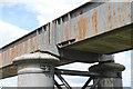 SK8171 : Fledborough Viaduct detail  by Alan Murray-Rust