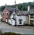 SO3700 : Old Tollhouse, Usk by Jaggery