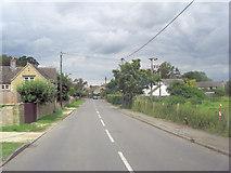 SP3102 : Buckland Road north of Fisher's Bridge by Stuart Logan