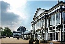 SK0573 : Buxton: Pavilion Cafe by Mr Eugene Birchall
