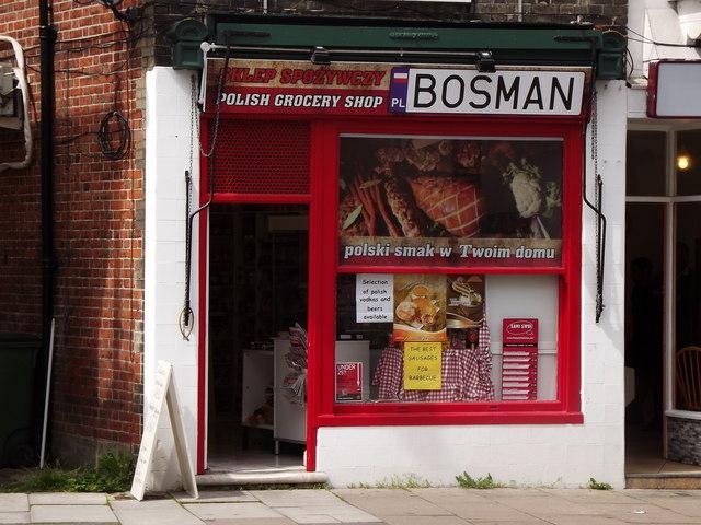 Bosman, Ewell