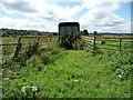 SE3341 : Animal fold west of Wike Ridge Lane by Christine Johnstone