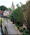 SK5461 : Mansfield, Notts (Maun Valley) by David Hallam-Jones