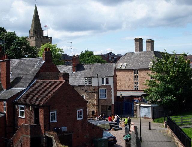 Mansfield, Notts (Bridge Inn)