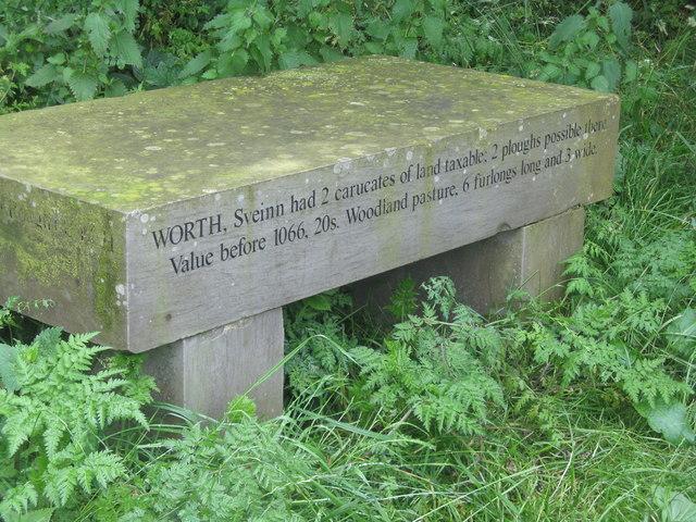 Sveinn Worth marker