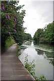 TQ2182 : Grand Union Canal by Glyn Baker