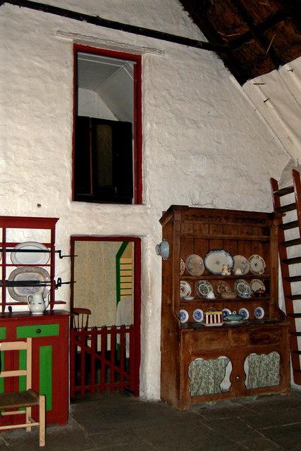 Bunratty Park - Site #7 - Shannon Farmhouse Bedrooms