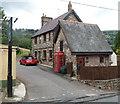 SO3003 : Two Mamhilad houses near The Star Inn by Jaggery