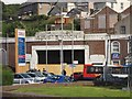 NX9718 : Former bus station, Whitehaven by Graham Robson
