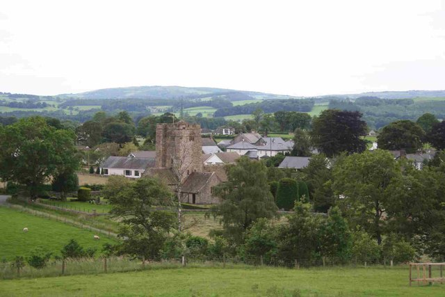 Barbon from the northwest