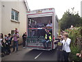 TQ0747 : Olympic Torch Relay Live by Colin Smith