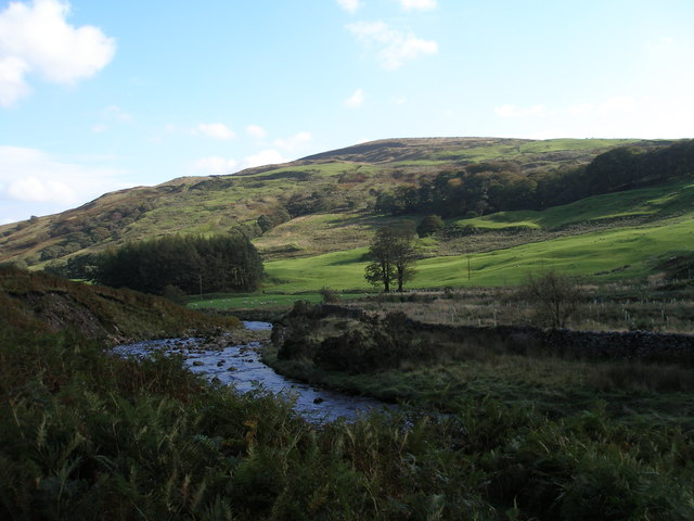 Langden Brook, east of Hareden Farm