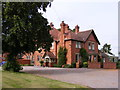 SO7595 : Old Vicarage Hotel by Gordon Griffiths