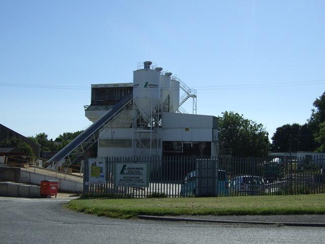 Bedlington Readymix Plant