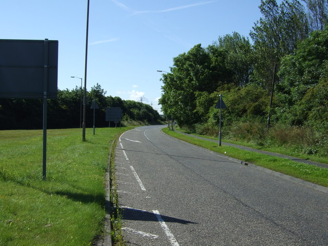 A1147 coming from the A189