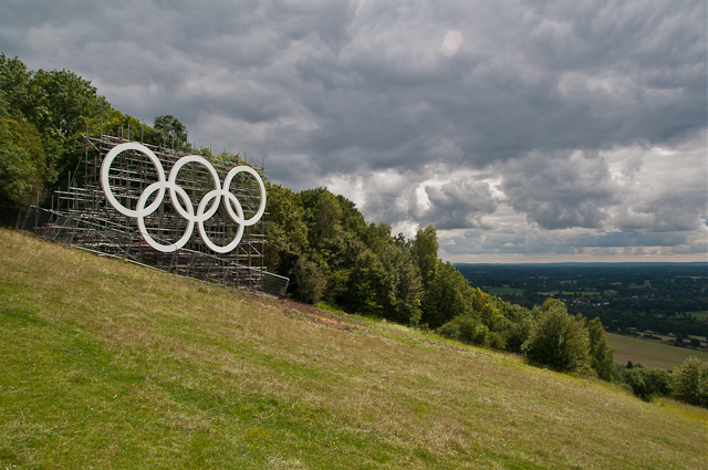 Box Hill Olympic Rings