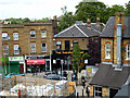 TQ3172 : View from Tulse Hill station by Dr Neil Clifton