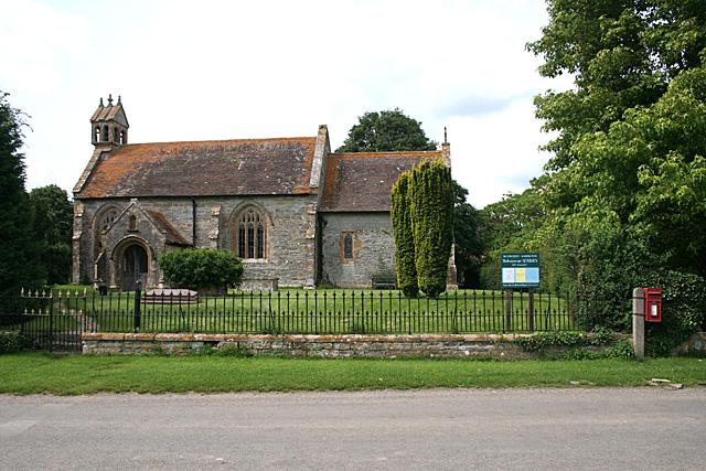 Ashington: St Vincent's church
