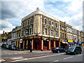 TQ3172 : Tulse Hill:  The 'White Hart' by Dr Neil Clifton