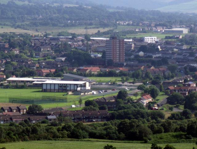 Ken Ward Sports Centre, Hattersley