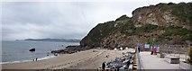SX0551 : Carlyon Bay, Cornwall by Len Williams