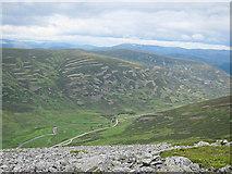 NO1485 : View from Creag nan Gabhar by Lis Burke