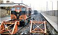 O2839 : Diesel train, Howth by Albert Bridge