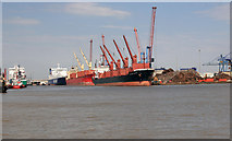 TA1916 : Immingham Port Community Open day by roger geach
