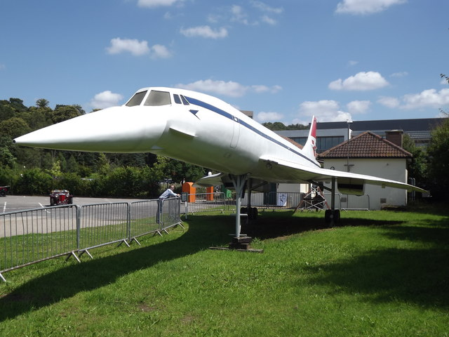 Model Concorde